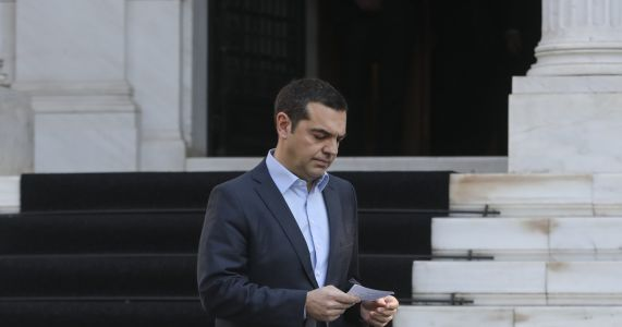 Greek govt faces confidence vote after coalition collapses