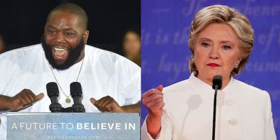 Killer Mike Puts Hacked Clinton Emails on T-Shirts