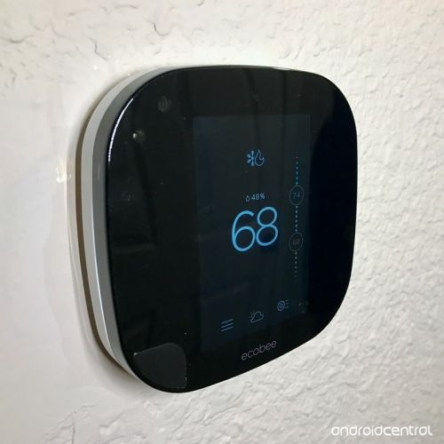 The ecobee3 lite smart thermostat pays for itself in no time at $132