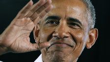 Barack Obama Bashes He Who Shall Not Be Named With 'Fact-Based Reality' Speech