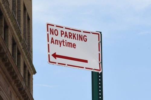 City setting three-strike policy against parking placard abusers