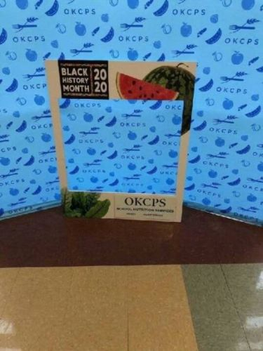 OKC school district apologizes for racially offensive photo frame