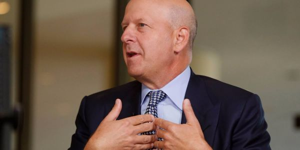REPORT: Goldman Sachs to name David Solomon next CEO as early as Monday