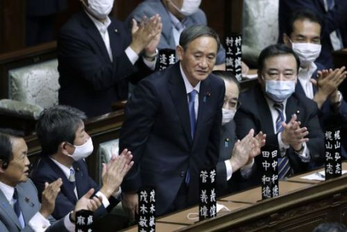 Yoshihide Suga Is Japan's New Prime Minister. Here's What That Means for the U.S