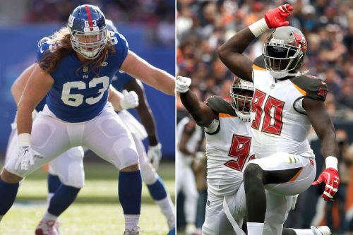 Giant who faced JPP in practice knows he's 'matchup nightmare'