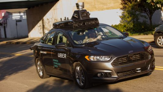 Uber Suspends Self-Driving Tests After Pedestrian Is Killed In Arizona