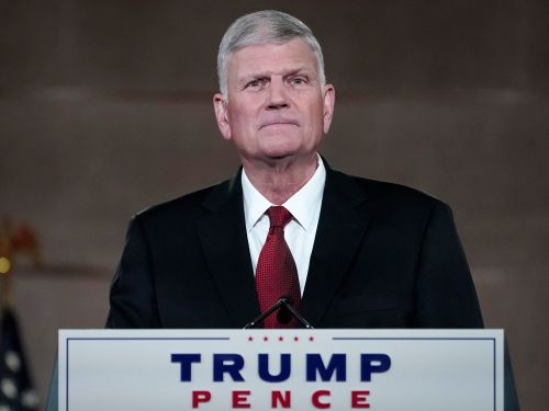 Christian evangelist, Franklin Graham, slams Republicans for taking '30 pieces of silver' from Nancy Pelosi in Trump impeachment 'betrayal'