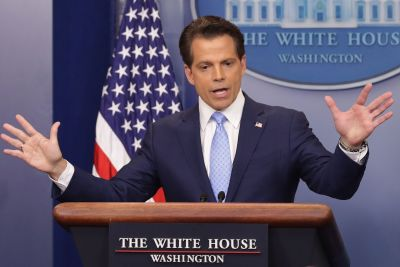 Russia is too smart to be caught hacking emails: Scaramucci