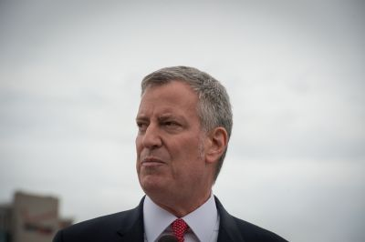 De Blasio's feud with the feds puts anti-terror funds at risk