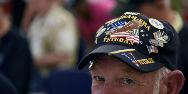 43 years after the Vietnam war, many Navy veterans are still battling for benefits for potential Agent Orange exposure