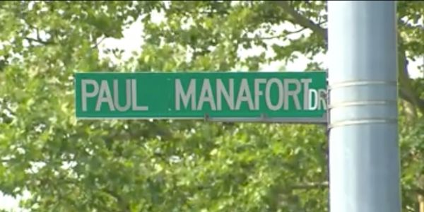 Why one Connecticut town has a Paul Manafort Drive - and why people want the name changed