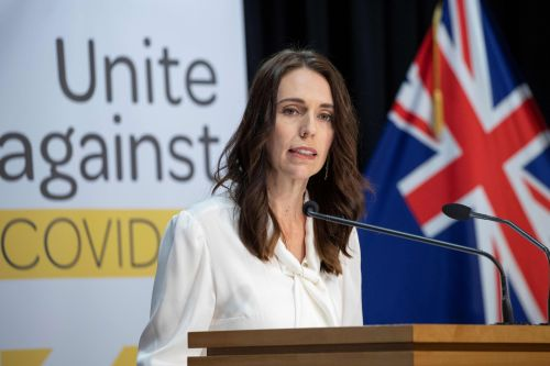 New Zealand PM Jacinda Ardern keeps cool as earthquake strikes during TV interview