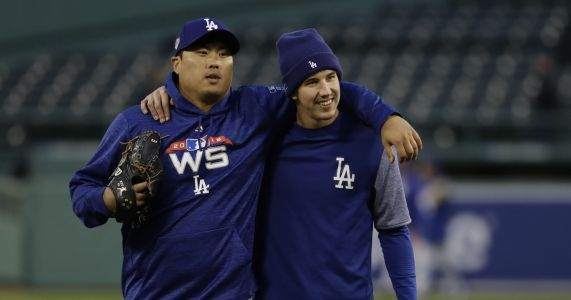Dodgers Game 2 starter Ryu looking to exorcise road demons