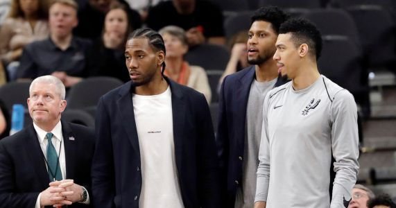 Spurs acknowledge relationship with Leonard is fractured