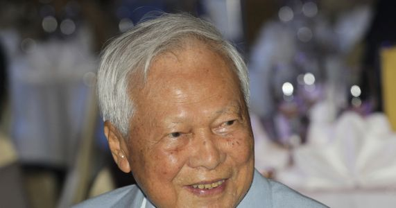 Thai media report death of ex-PM Prem Tinsulanonda