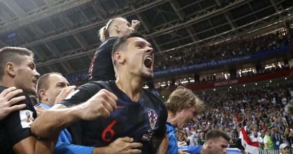 Underdog status suits Croatia perfectly for World Cup final