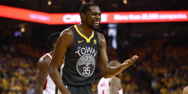 Kevin Durant is becoming a big-time Silicon Valley investor - here are the VCs he says are his mentors