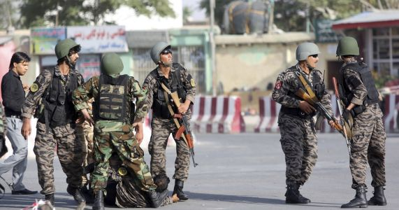 Official: Gunmen kill 4 civilians in mosque in Afghanistan