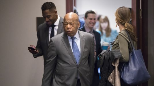 Rep. Lewis boycotting Trump Miss. civil rights museum visit