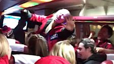 Team Canada Deserves A Podium Spot For This Olympic Bus Sing-Along