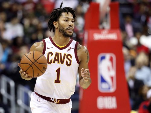Derrick Rose has reportedly left the Cavs and is 're-evaluating his future in the NBA'