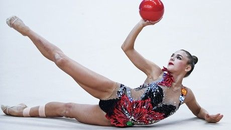 Empire of elegance: The rhythmic gymnasts out to extend Russia's Olympic dominance