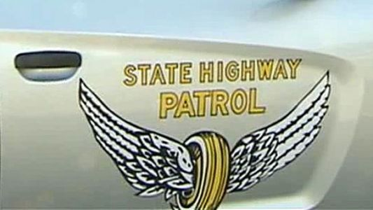 State patrol vehicle involved in Roselawn crash