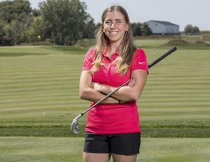 Slaying of star golfer from Spain shocks Iowa college town