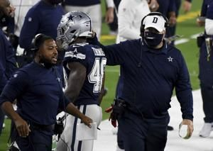 Cowboys host Falcons, with McCarthy moving past memory lane