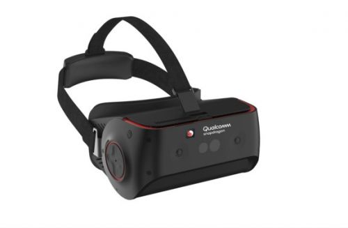 Qualcomm's new Snapdragon 845 heralds powerful standalone VR/AR headsets with eye and body tracking