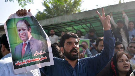 Former Pakistani Prime Minister Released From Prison 2 Months Into 10-Year Sentence