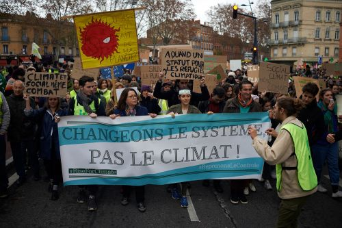 Climate crusaders need to fix their gaping 'democracy deficit'