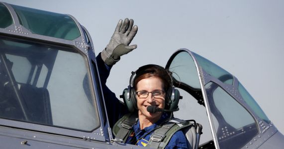 Next mission for women with military service: Run for office