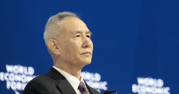 China sends key envoy to D.C. as economic tensions rise