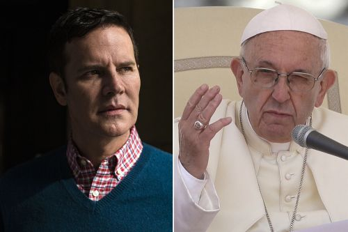 Pope's 'God made you like this' remark to gay man signals new openness
