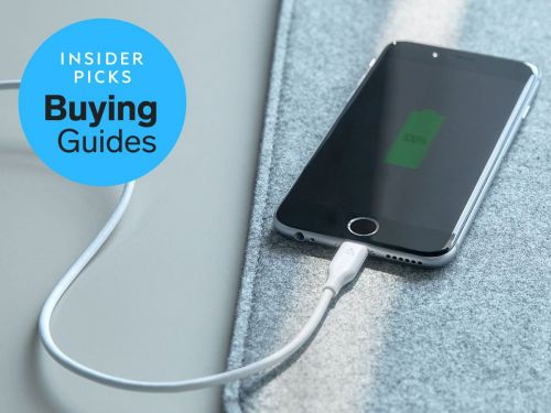 The best lightning cables you can buy for your iPhone
