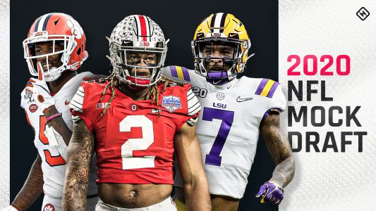 NFL mock draft 2020: Complete 7-round edition pairs Patriots, Raiders, Colts with new QBs