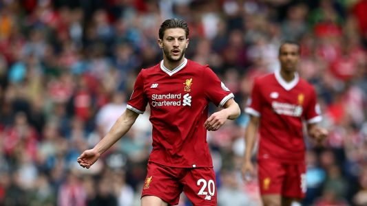 Klopp: Liverpool need Lallana back for busy festive period