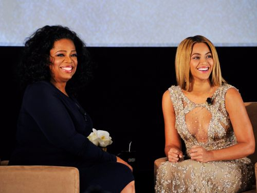 Oprah says every guest asks her the same question after their interviews - but she was still shocked when Beyoncé asked it