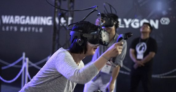 Japanese video gaming adapting new tech for familiar titles