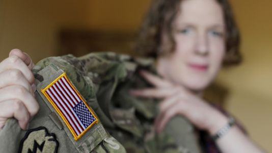 After Court Ruling, Military Will Accept Openly Transgender Recruits As Of Jan. 1