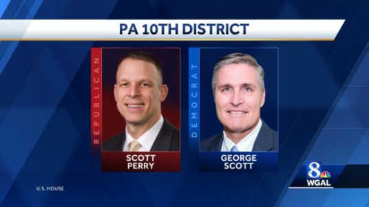 WGAL to host debate tonight between 10th Congressional District candidates