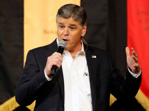 Inside the career of Fox News host Sean Hannity, who was once fired from a college radio station and now advises Trump