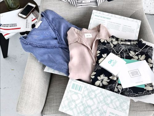Personal styling company Stitch Fix just filed for an IPO