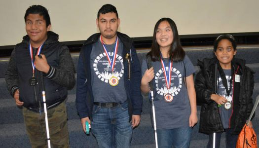 Students win at Cane Quest competition