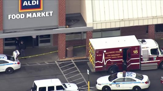 Two Baltimore County police officers on administrative leave following shopping center shooting