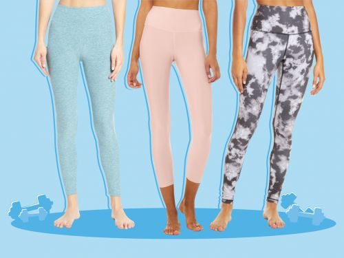 17 pairs of workout leggings we swear by for every activity from yoga to distance running
