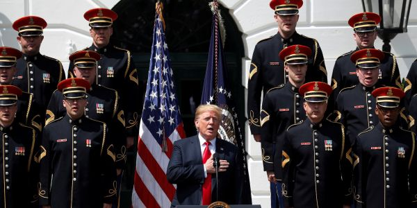 Trump's military parade in the capital will reportedly cost about as much as the military exercises he called 'tremendously expensive'