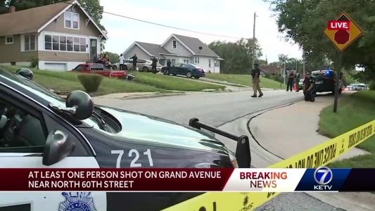 At least 1 injured in shooting near Grand Ave, 60th Street