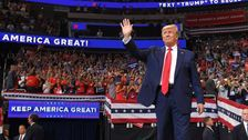 Donald Trump Officially Launches 2020 Reelection Campaign In Orlando